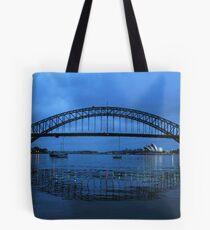Iconic Reflections- Sydney Harbour Australia Tote Bag