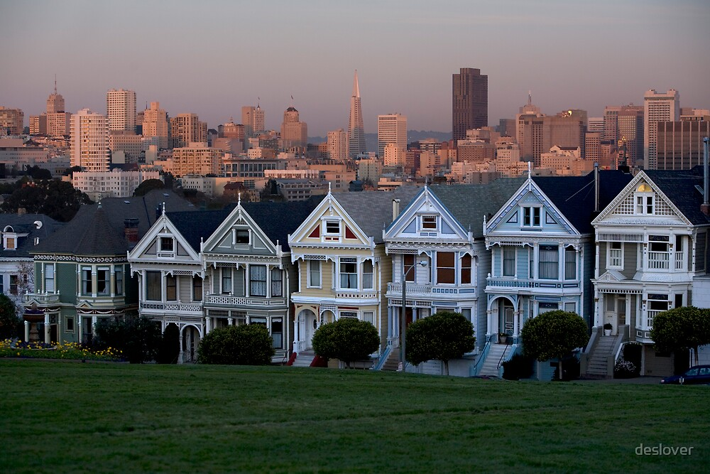 Painted Ladies by deslover