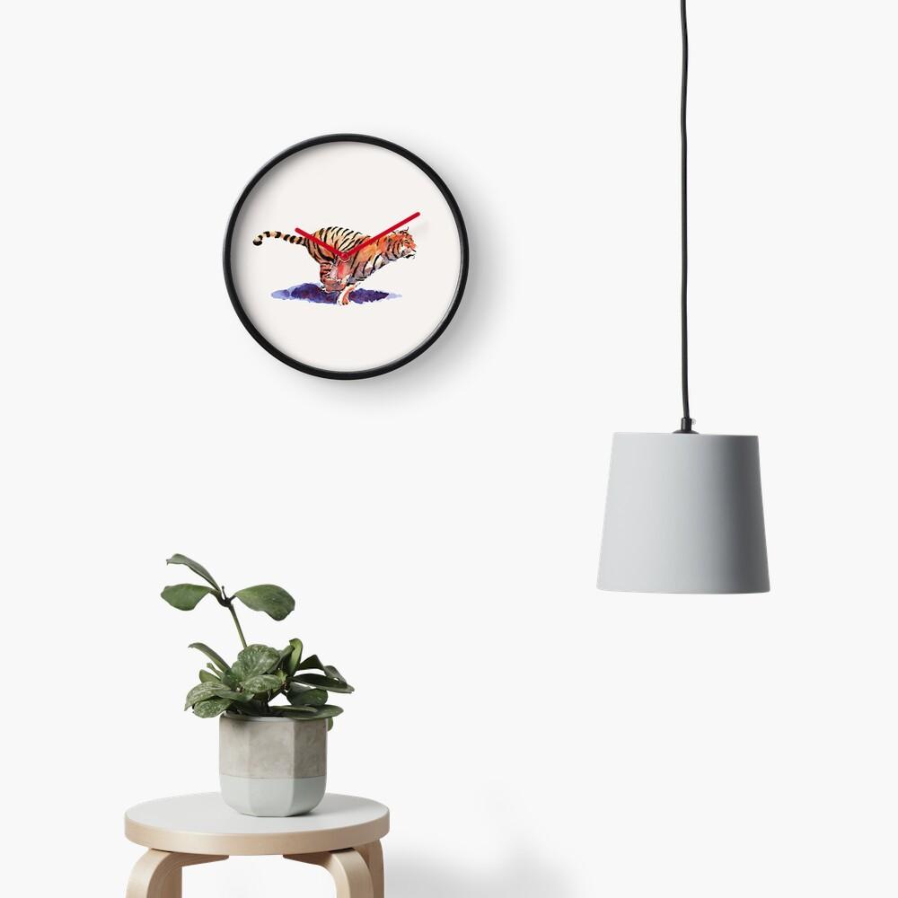 The Tiger Clock