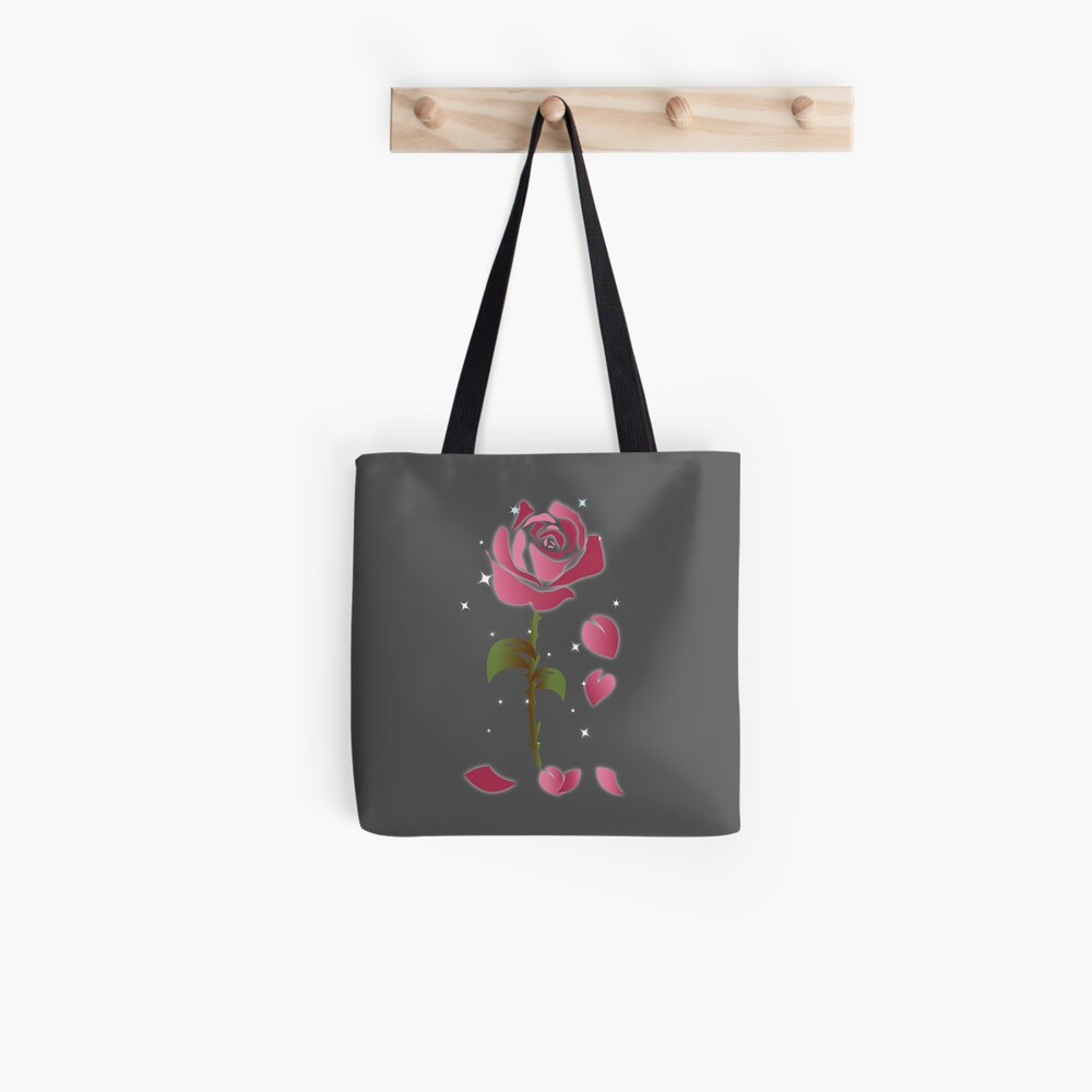 Rose Princess - Movie Petals - Princess Stuff Tote Bag