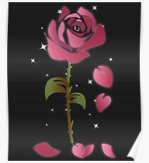 Rose Princess - Movie Petals - Princess Stuff Poster