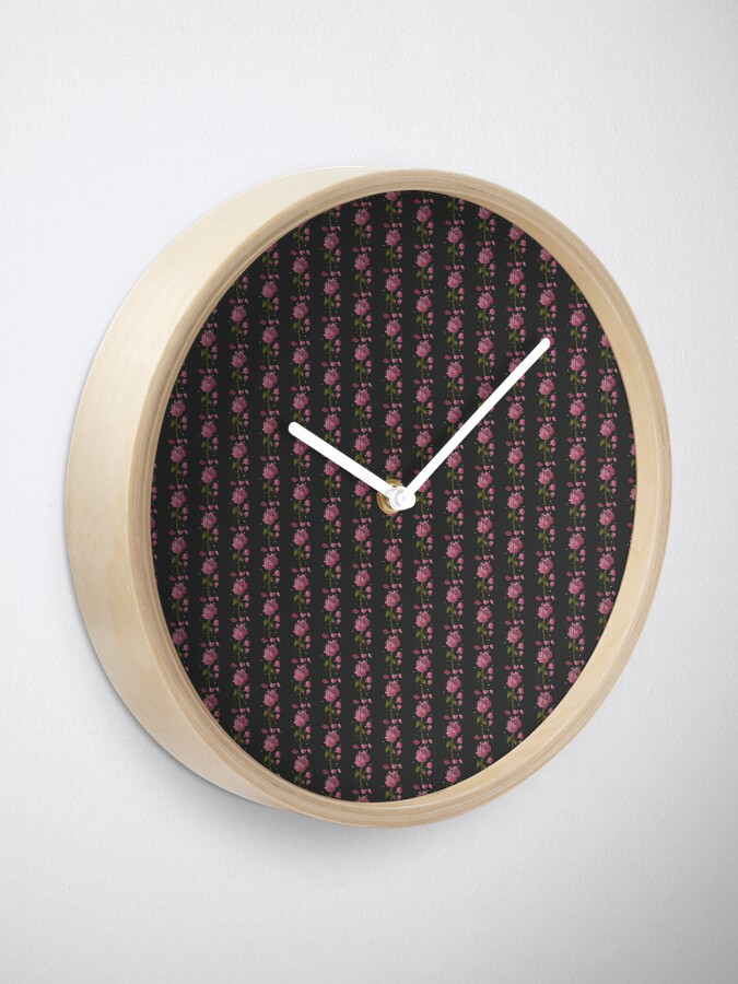 Alternate view of Rose Princess - Movie Petals - Princess Stuff Clock