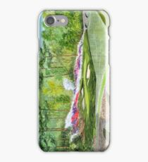 Hole 12 Amen Corner iPhone Case/Skin