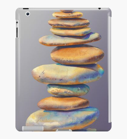 The Stone Mind Violet Edition iPad Case/Skin