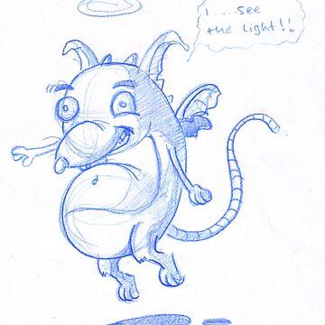 R.I.P (Rat In Peace) by 3LgoRdo