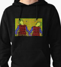 animal collective Pullover Hoodie