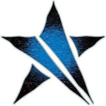 The Shattered Star (Blue Alt) by MSteiner