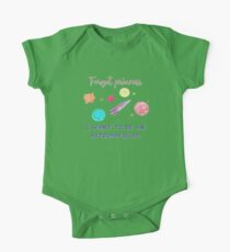 Forget Princess I Want To Be An Astrophysicist T-Shirt for Kids Girls Kids Clothes