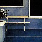 Set Piece with Gardenias by RC deWinter