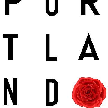 Portland Series by nwsoulacademy