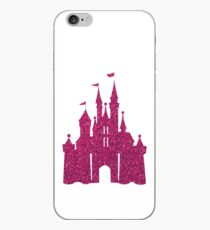 Pink Glitter Wishes iPhone Case