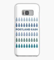Portland Rain Samsung Galaxy Case/Skin