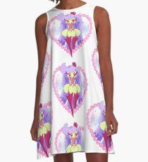 Her Queenly Majesty, Shiny Tsareena A-Line Dress