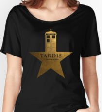 TARDIS - It's Bigger on the Inside Women's Relaxed Fit T-Shirt