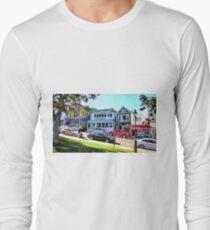 Main Street - Bar Harbor Long Sleeve T-Shirt