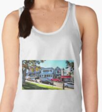 Main Street - Bar Harbor Women's Tank Top