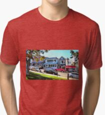 Main Street - Bar Harbor Tri-blend T-Shirt