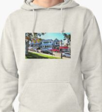 Main Street - Bar Harbor Pullover Hoodie