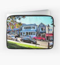 Main Street - Bar Harbor Laptop Sleeve