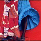 Windblown Skirt by Wayne King