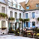 Place Royale - Old Quebec City by photorolandi