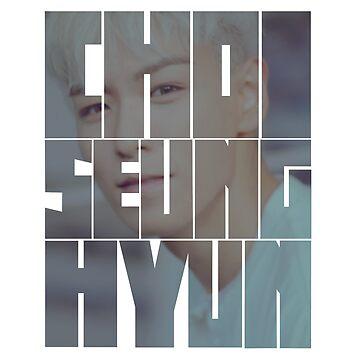 Choi Seung Hyun - TOP BIGBANG by katarsi