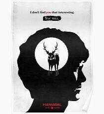 Hannibal - Apéritif Poster