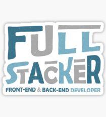 Full Stacker - Color Sticker