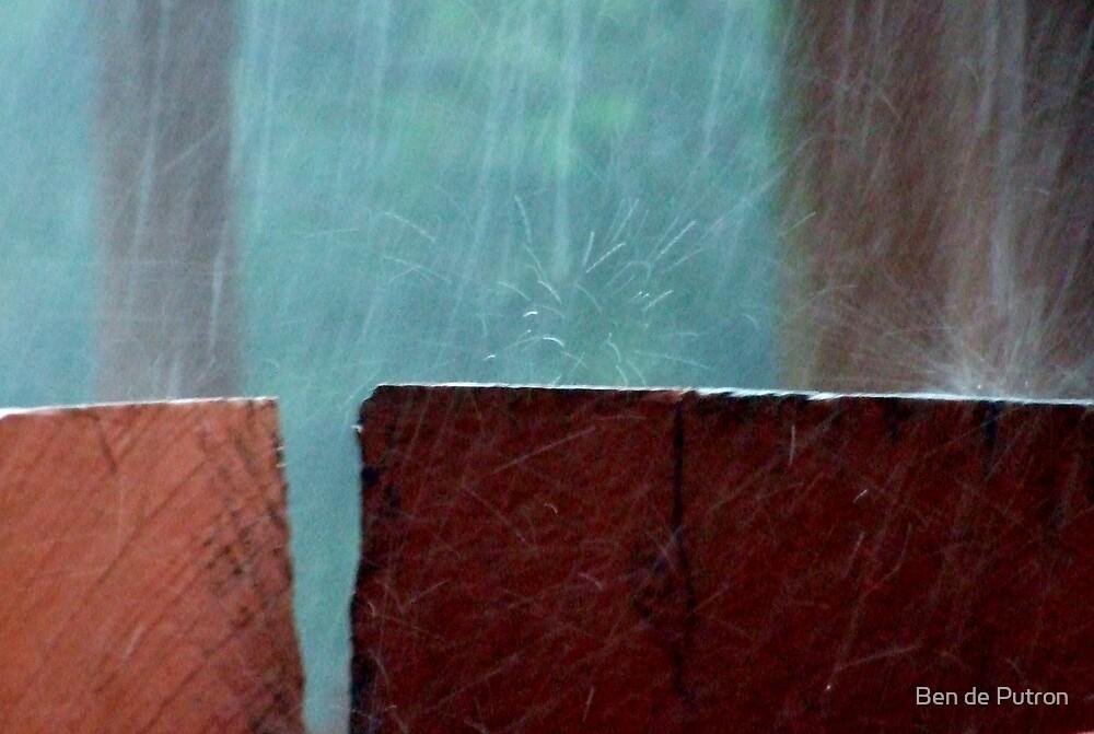 Raindrops by Ben de Putron