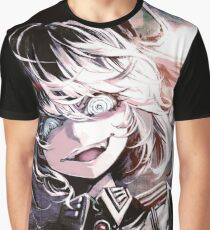 Tanya The Evil Graphic T-Shirt