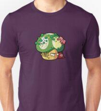 Super Mario Mushroom zombie T-Shirt