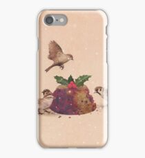 Christmas Pudding Raid  iPhone Case/Skin