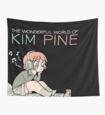 Die wunderbare Welt von Kim Pine Wandbehang