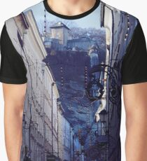 Castle On The Hill Graphic T-Shirt