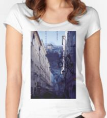 Castle On The Hill Women's Fitted Scoop T-Shirt