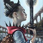 Queen of Swords by tanyabond