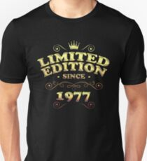 Limited edition since 1977 T-Shirt