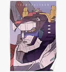 Form Voltron Poster