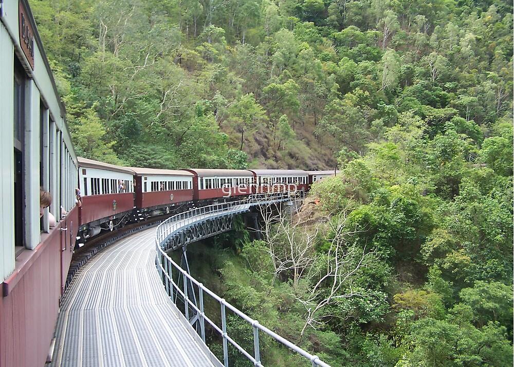 Kuranda Railway Bridge by glennmp