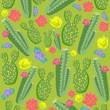 Succulents  by nriedie