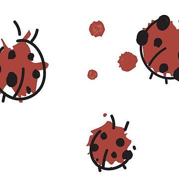 Ladybirds by annahannah