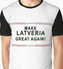 Make Latveria Great Again! Graphic T-Shirt