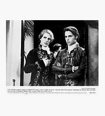 Lestat and Louis Photographic Print