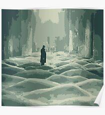 Andrei Tarkovsky´s Stalker Poster
