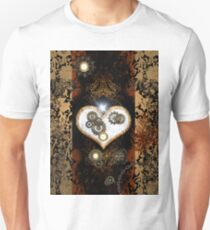 Steampunk,  with awesome heart Unisex T-Shirt