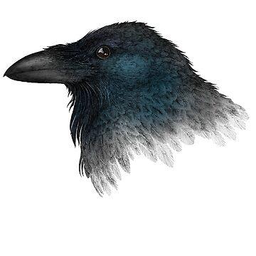Raven by SigneNordin
