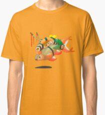 Distressed sushi  Classic T-Shirt