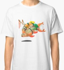 Distressed sushi  Classic T-Shirt