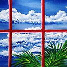 Stormy Sky  by WhiteDove Studio kj gordon