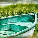 Bass River Cape Cod Dinghy by Marianne Campolongo